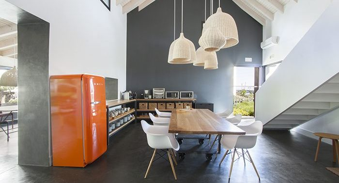 Proyecto Oficina de Pozuelo con mobiliario contract
