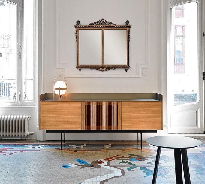 Aparador moderno de Punt Mobles STOCKHOLM