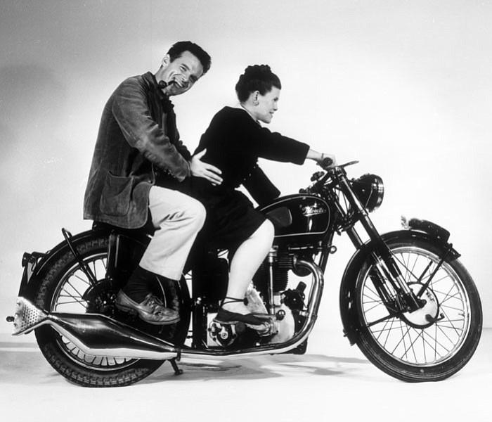 Imagen de Charles y Ray Eames