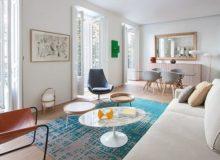 Mesas auxiliares para decorar los rincones de tu hogar