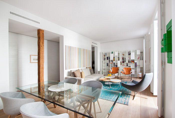 Mesas de comedor para un salón moderno - Blog de muebles y decoración