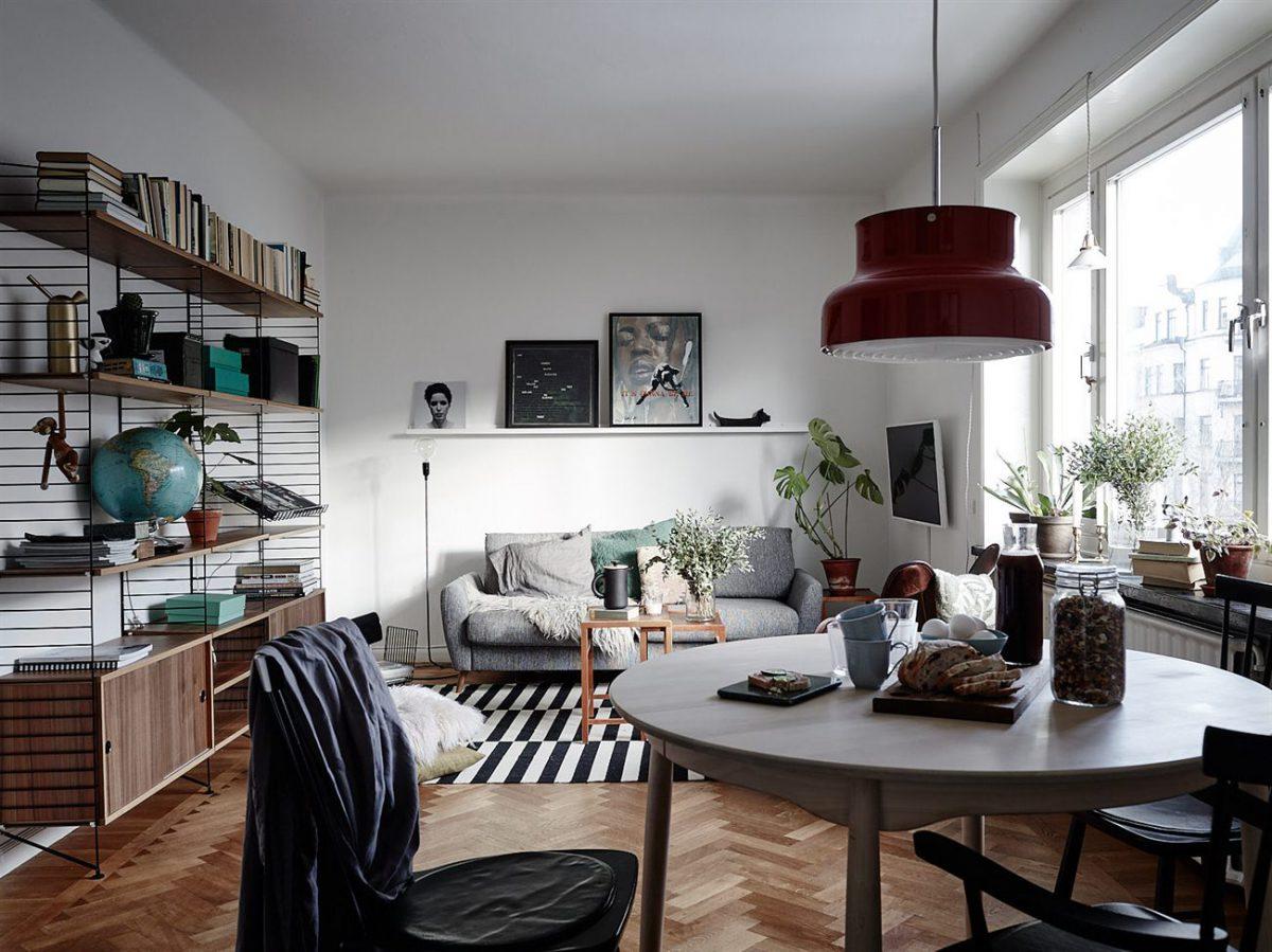 ejemplo de muebles retro