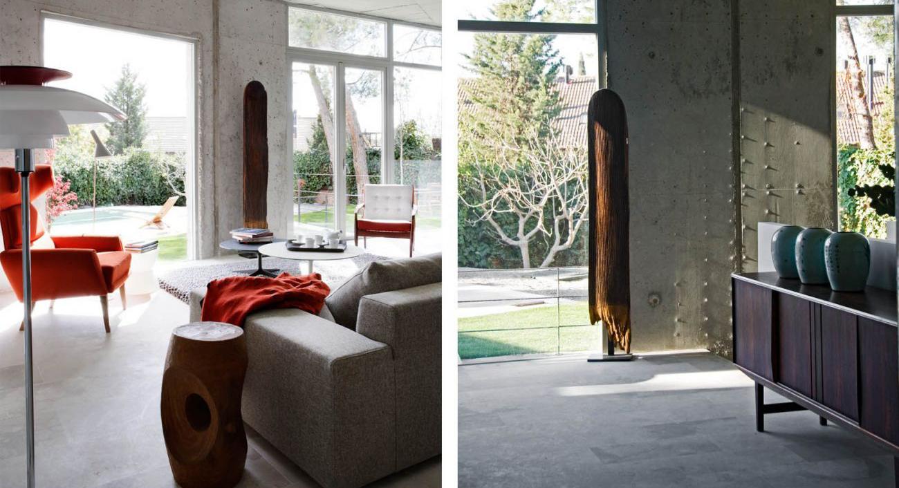 Loft Almanzora Piso AA proyecto interiorismo BATAVIA