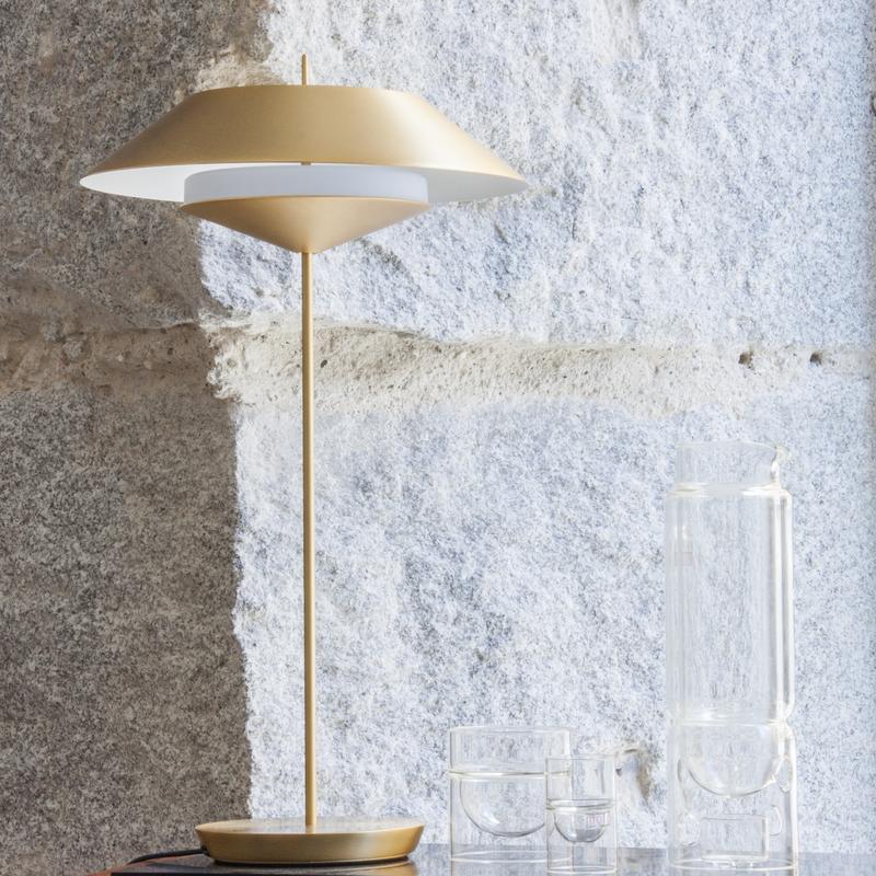 lámpara de mesa Myfair de la marca Vibia