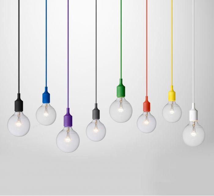 Todos los modelos de la lámpara de techo E27