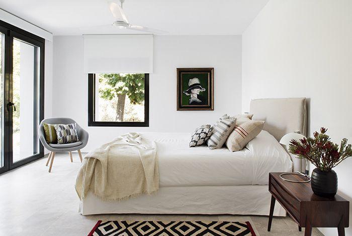 Dormitorio proyecto Camino Alto
