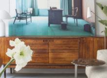 Muebles de palisandro