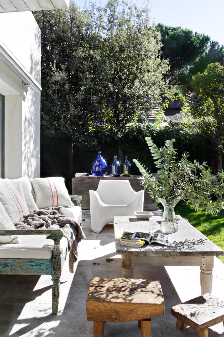 jardin da casa oviedo interiorismo batavia