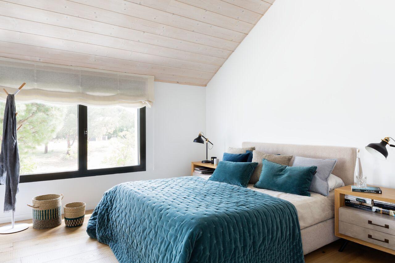 dormitorio proyecto xy decorado por batavia