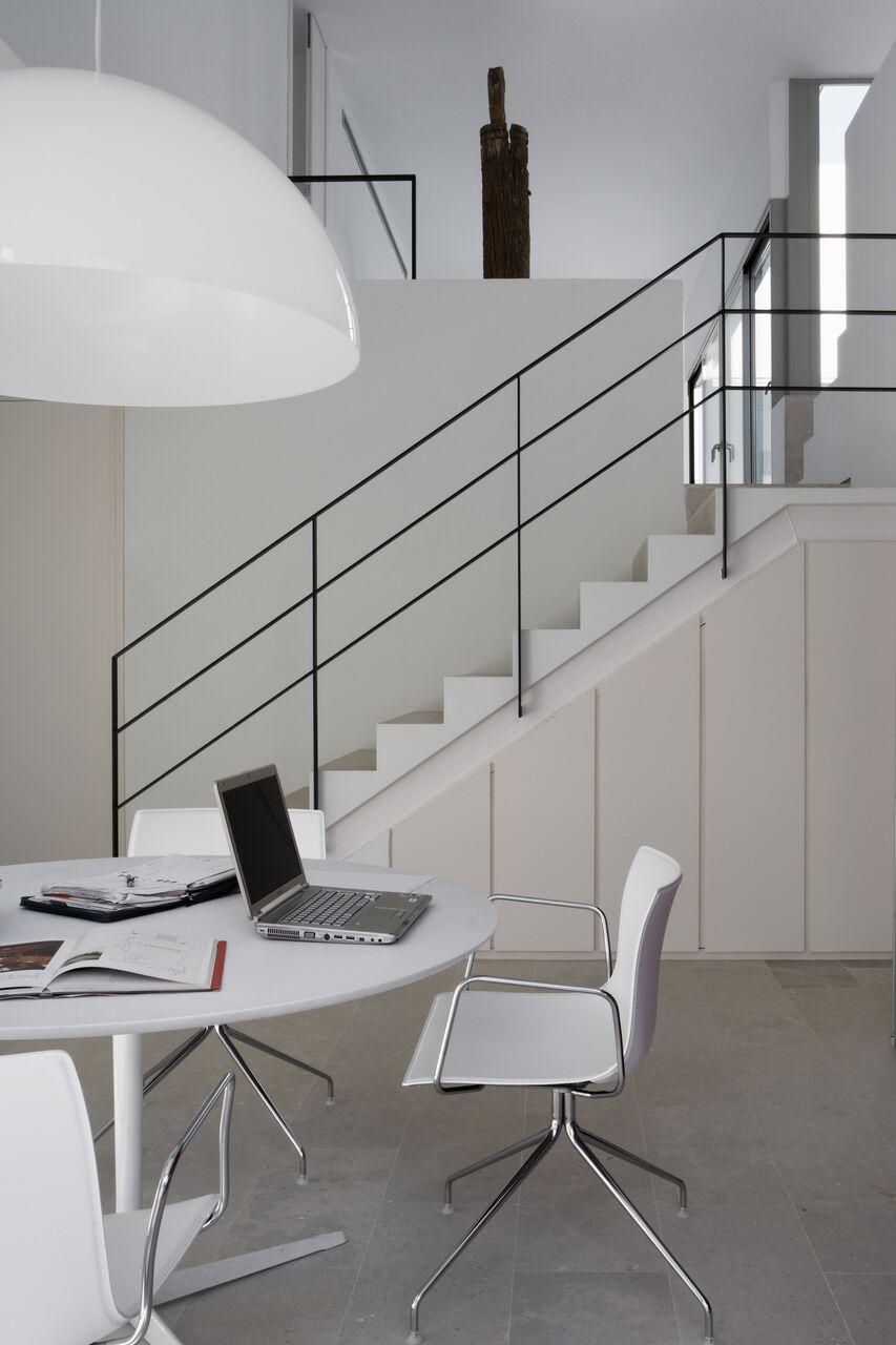 ideas para decorar las escaleras de un duplex