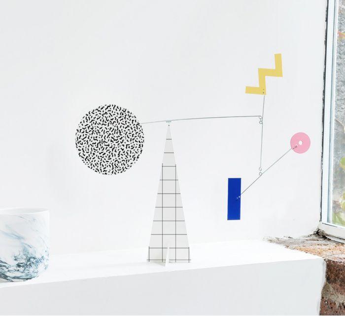 escultura movil archimiste