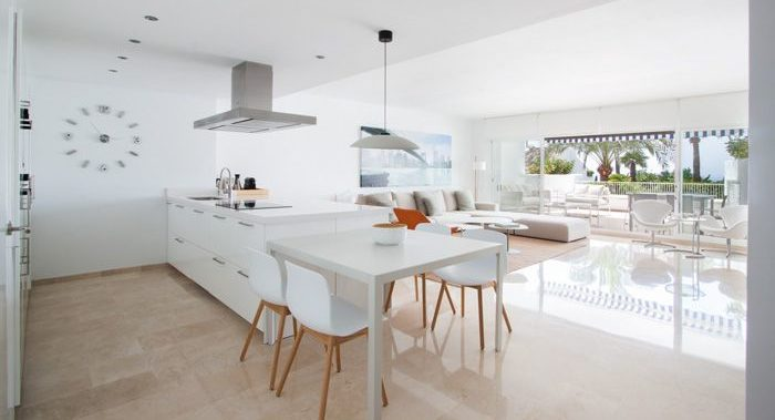 5 ideas para decorar un salón con cocina americana - Blog de muebles ...