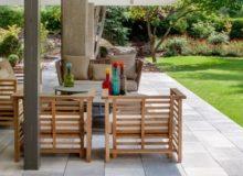 Muebles de teca para exterior: especial verano