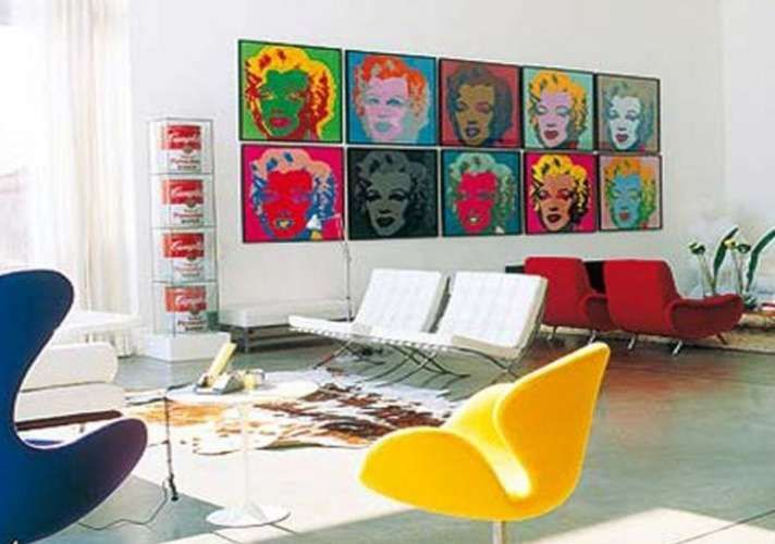 Origen de la decoración pop