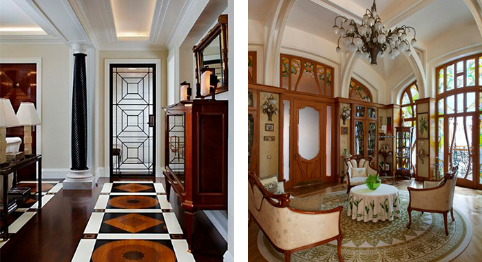 Diferencias entre art nouveau y art deco blog de muebles for Art deco decoracion