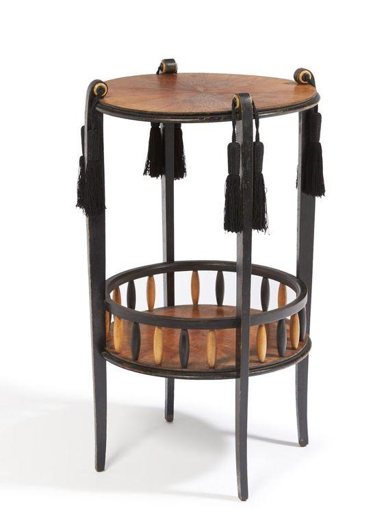 mesa art deco diseño andre groult