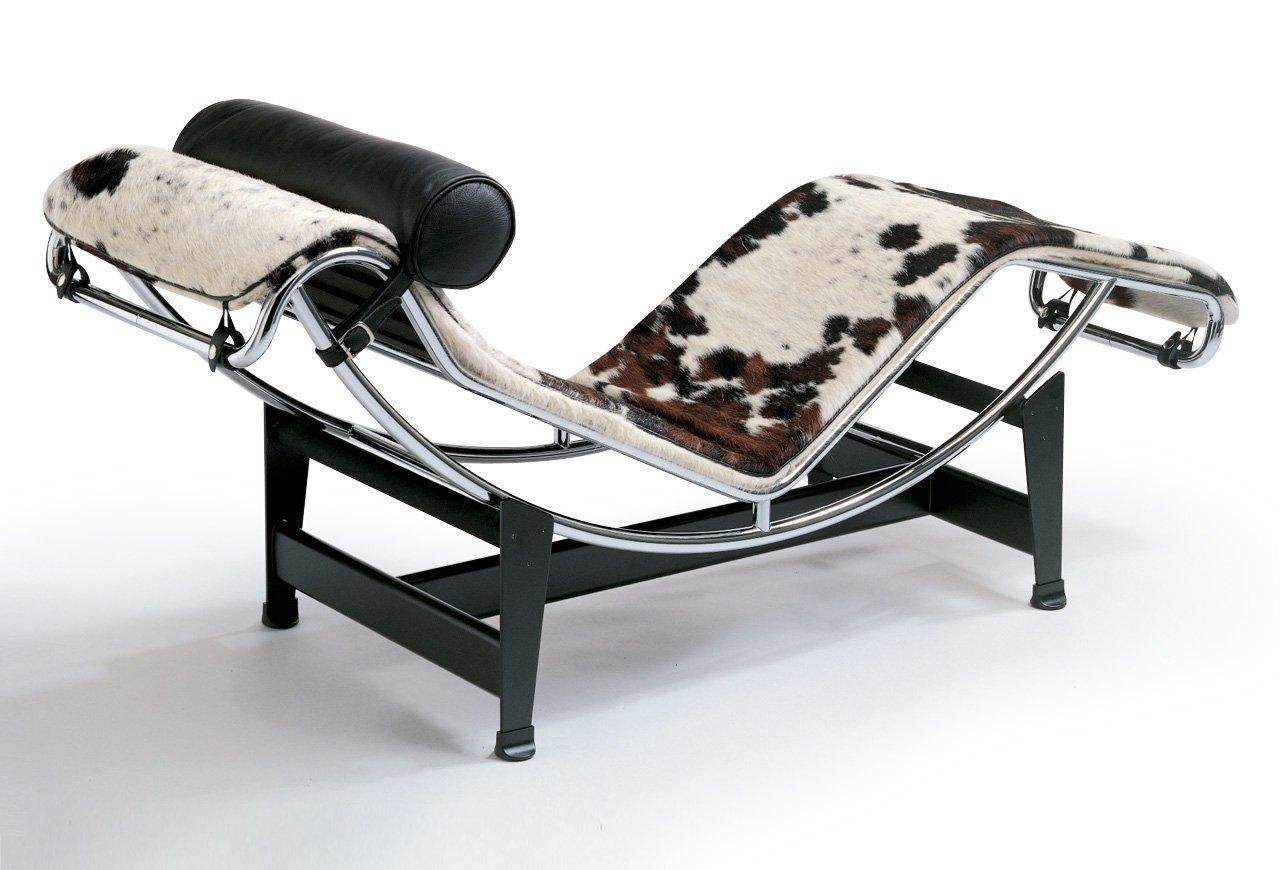 chaiselounge LC diseñada por le corbusier