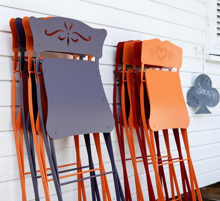 sillas de exterior plegables