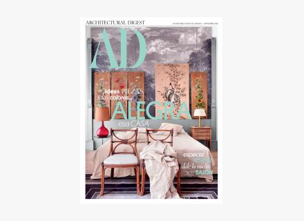 Revista AD España – Paz y Gloria