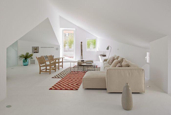 alfombras como accesorio de decoración en proyecto de batavia