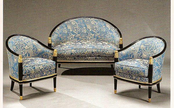 Art Decó en muebles