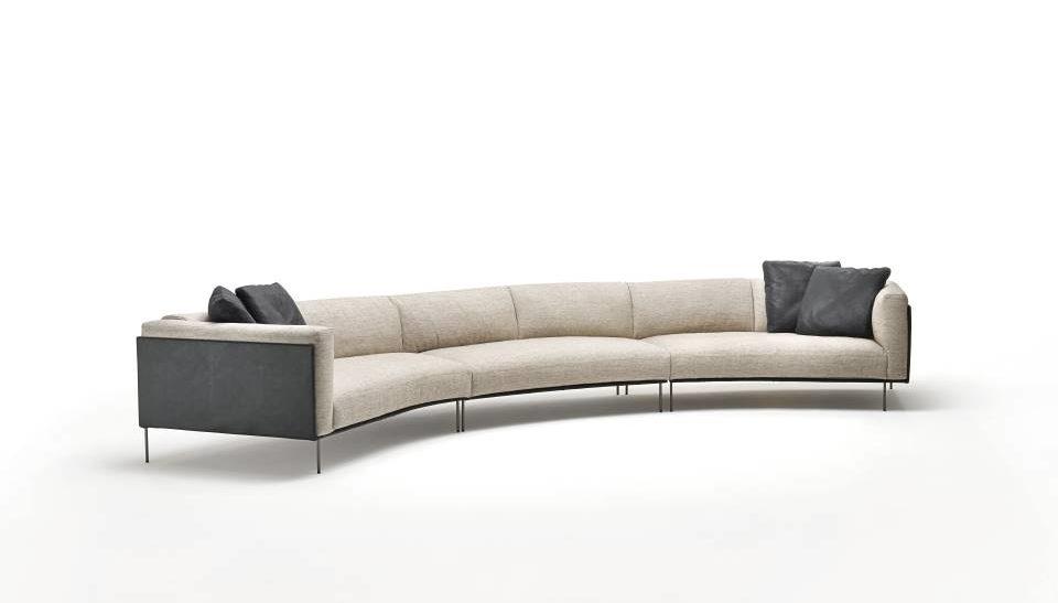 sofa rod bean de living divani