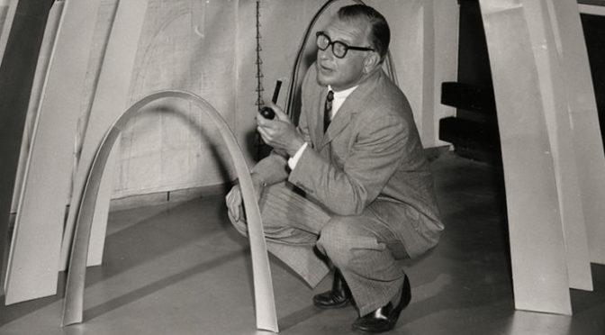 Eeero Saarinen, impulsor del diseño orgánico
