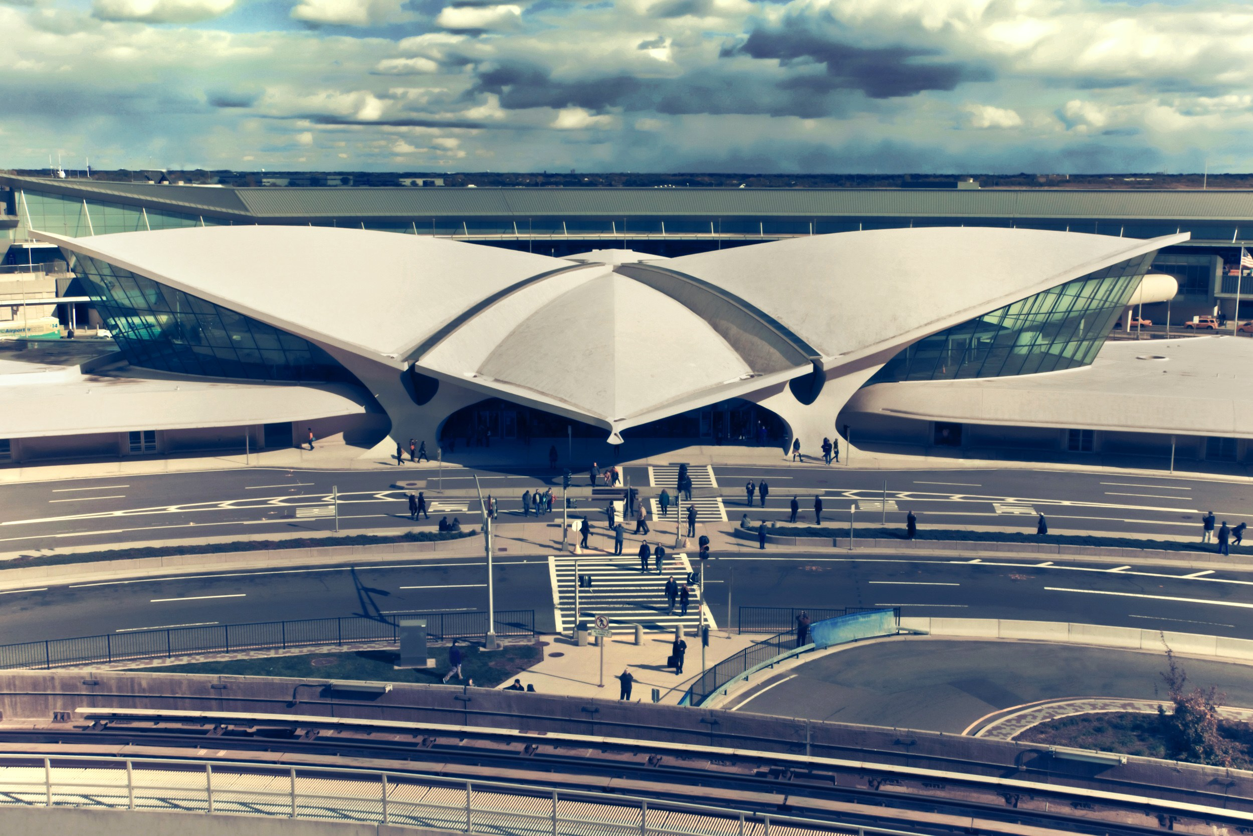 terminal TWA aeropuerto de nueva york