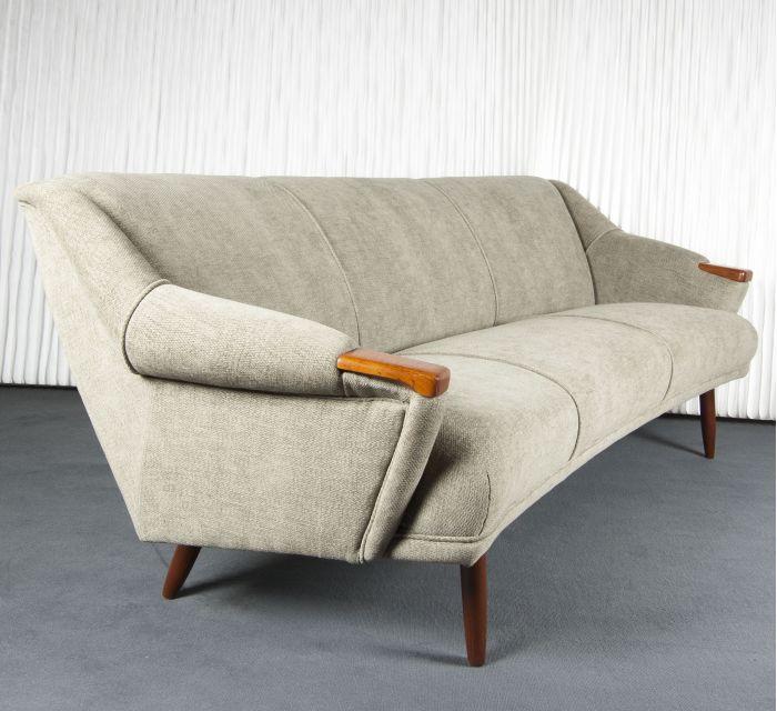 sofa danes curvo original años 60