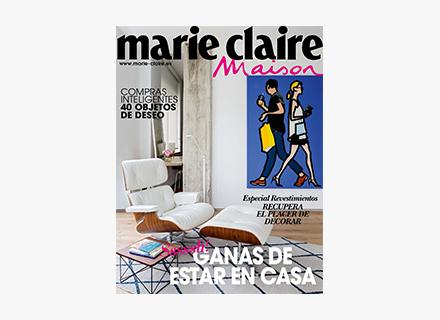 Revista Marie Claire Maison – La casa de la Luz