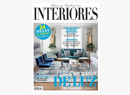 Interiories de Diseño – Revista INTERIORES
