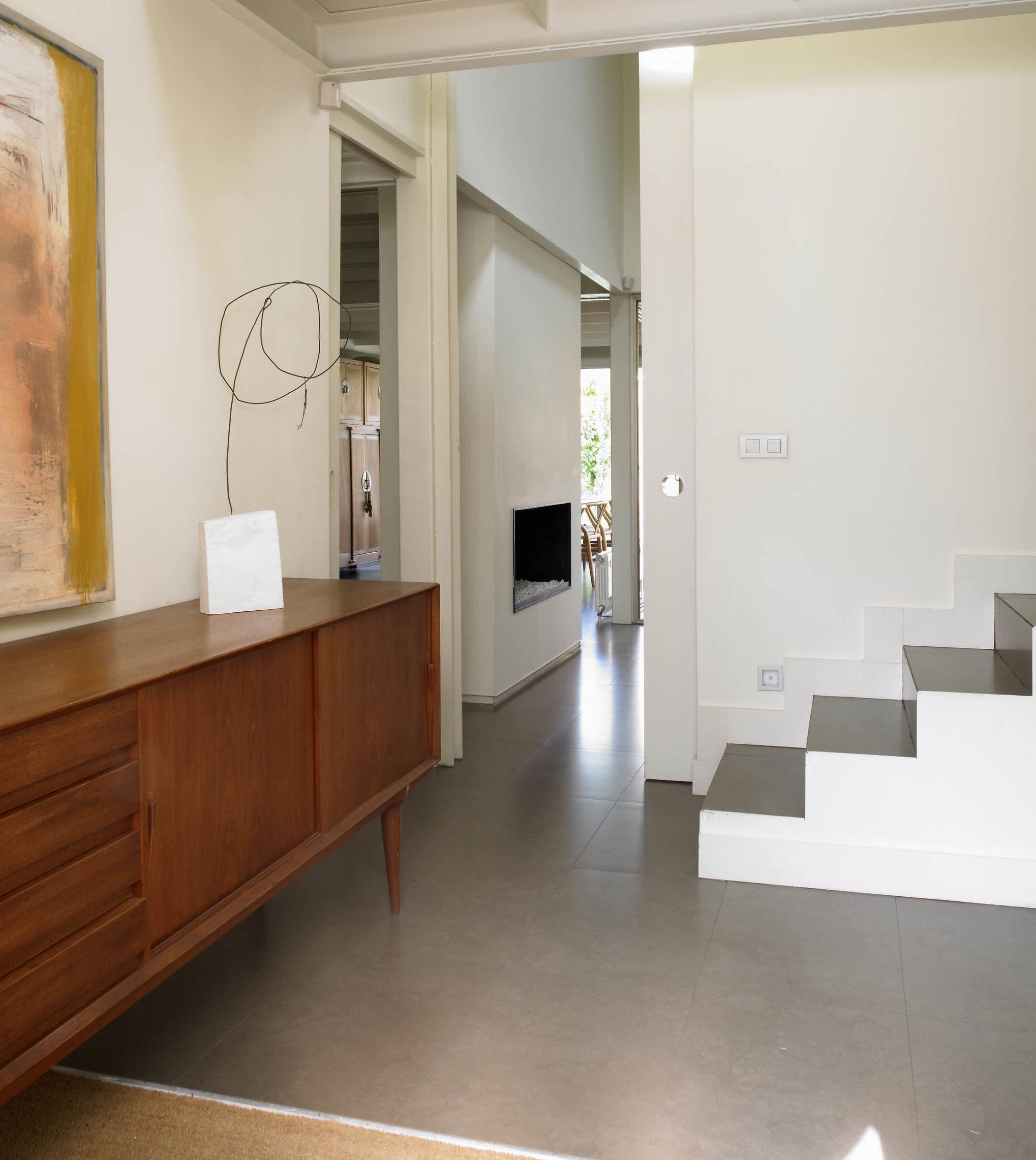 recibidor moderno interiorismo batavia